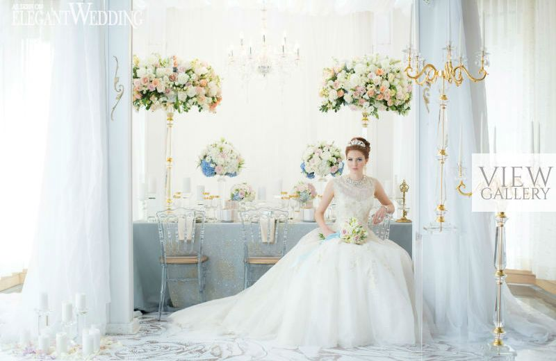 Associated Image for A CINDERELLA STORY: FAIRYTALE WEDDING INSPIRATION